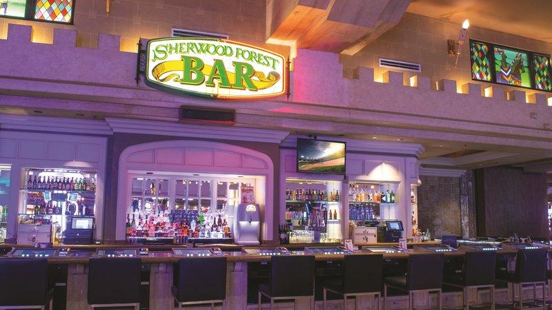 Excalibur Hotel and Casino - Sherwood Bar <br/>Image from Leonardo