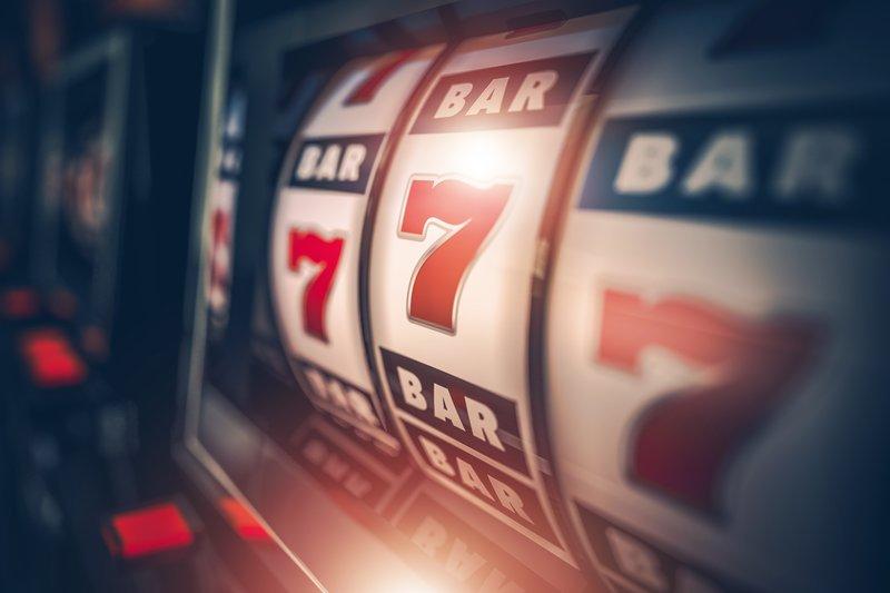 Luxor Resort and Casino-Slot Reels<br/>Image from Leonardo