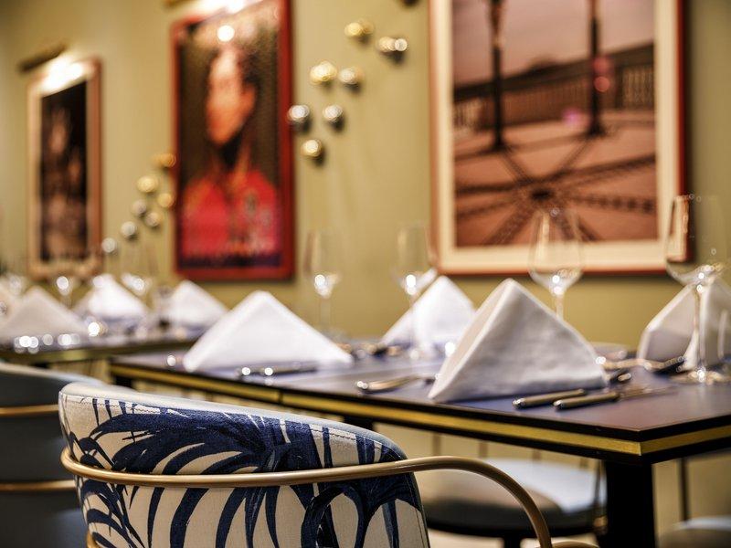 Mercure Brighton Seafront-Restaurant<br/>Image from Leonardo