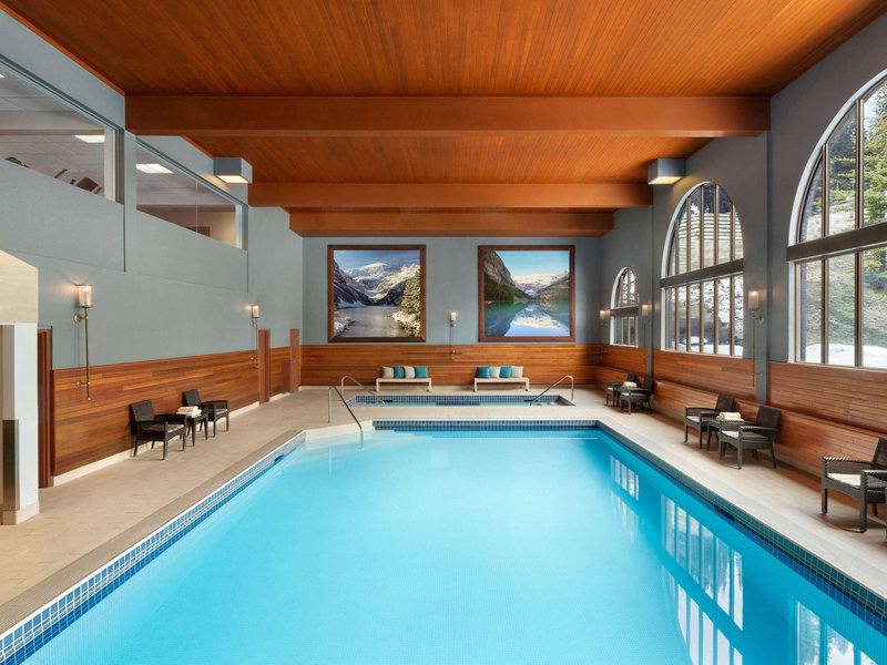 Fairmont Chateau Lake Louise-Recreational Facilities<br/>Image from Leonardo