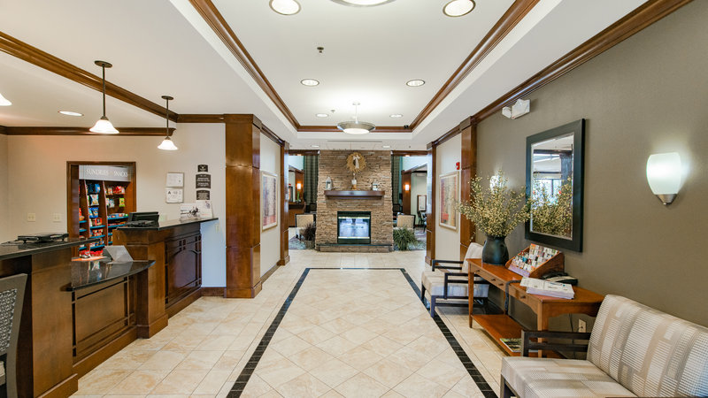 Staybridge Suites Wilmington-Hotel Lobby<br/>Image from Leonardo