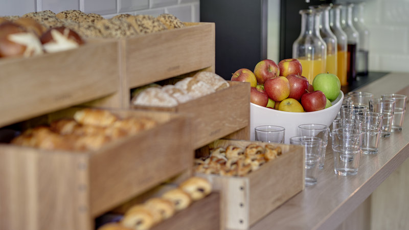 Holiday Inn Express Dortmund-Wake up to delicious warm pastries<br/>Image from Leonardo