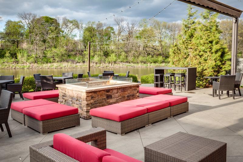 Holiday Inn Milwaukee Riverfront-Relax outsite along the Milwaukee Riverfront on our outdoor patio<br/>Image from Leonardo