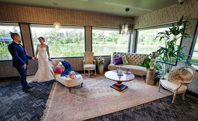 Holiday Inn Milwaukee Riverfront-Our staff can accommodate all your wedding needs<br/>Image from Leonardo