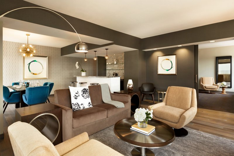 InterContinental Saint Paul Riverfront- spacious Executive Suite for entertaining<br/>Image from Leonardo