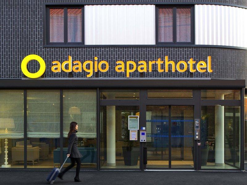 Aparthotel Adagio access Le Havre Les Docks-Exterior<br/>Image from Leonardo