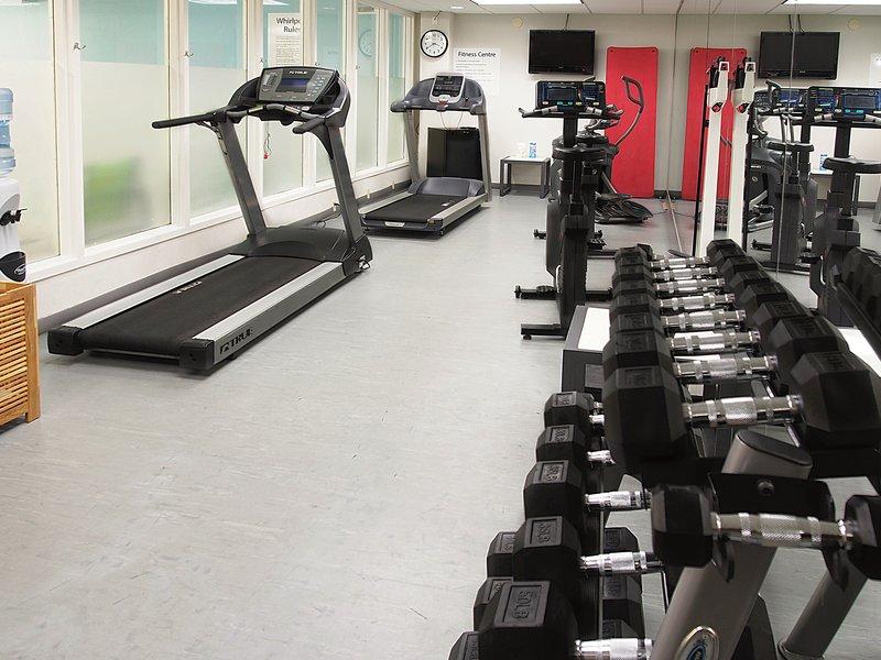 Holiday Inn Hotel & Suites Winnipeg-Downtown-Fitness Center<br/>Image from Leonardo