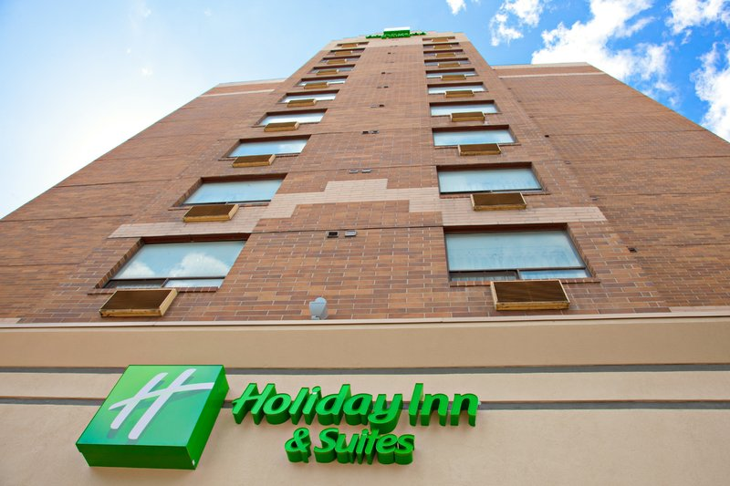 Holiday Inn Hotel & Suites Winnipeg-Downtown-Hotel Exterior-Holiday Inn Hotel & Suites Winnipeg Downtown<br/>Image from Leonardo