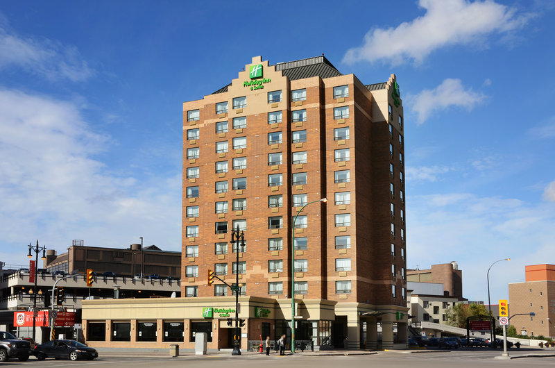 Holiday Inn Hotel & Suites Winnipeg-Downtown-Great location just minutes from the MTS centre<br/>Image from Leonardo