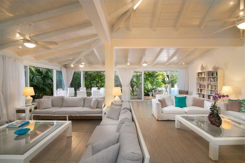 Casa De Campo - Classic Villa Paz Living Room <br/>Image from Leonardo