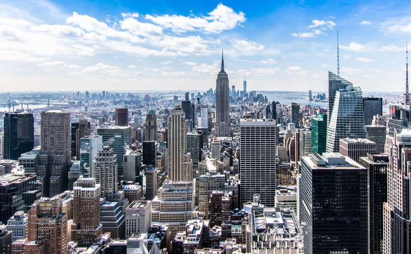Candlewood Suites Jersey City-Make sure to check out the iconic Empire State Building!<br/>Image from Leonardo