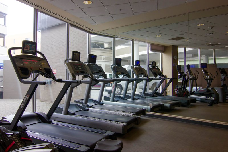 Crowne Plaza Syracuse-Our updated 24/7 Fitness Center <br/>Image from Leonardo