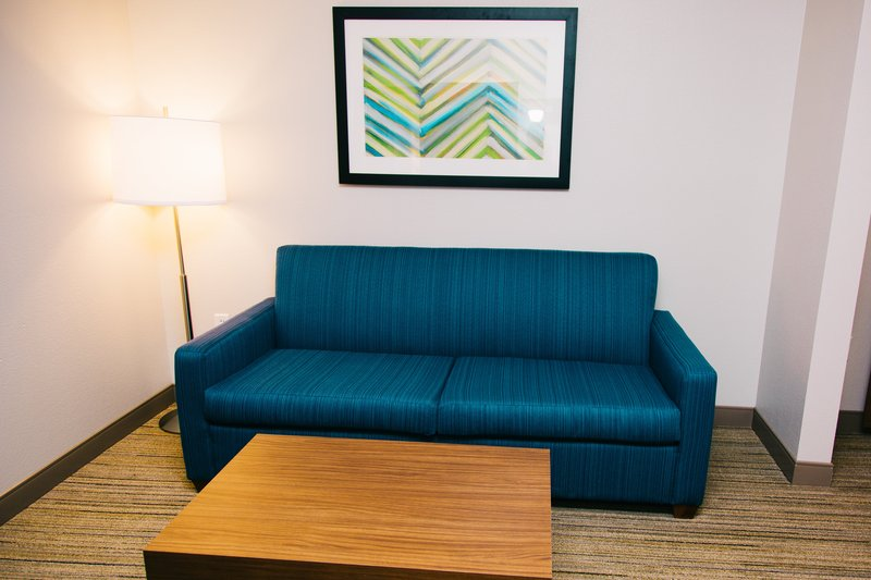 Holiday Inn Express & Suites Tampa USF Busch Gardens-Guest Room<br/>Image from Leonardo
