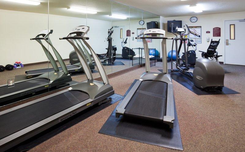 Holiday Inn Conference Center Marshfield-Fitness Center<br/>Image from Leonardo