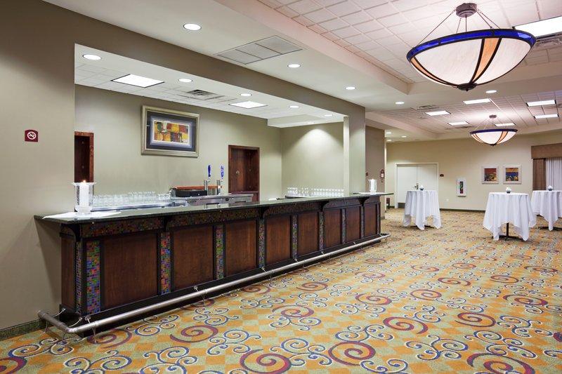 Holiday Inn Conference Center Marshfield-Pre-function Area<br/>Image from Leonardo