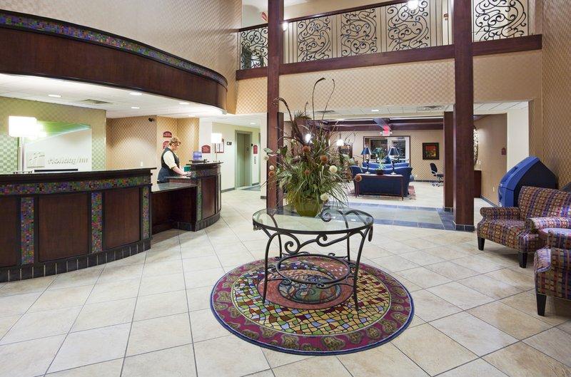 Holiday Inn Conference Center Marshfield-Hotel Lobby<br/>Image from Leonardo