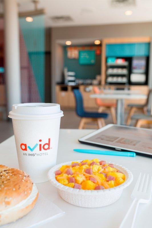 Avid Hotel Oklahoma City Airport-Fresh Brewed Coffee every cup<br/>Image from Leonardo