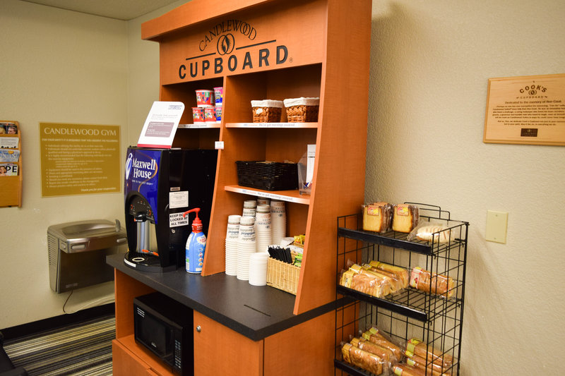 Candlewood Suites Wichita-Airport-Complimentary coffee 24/7!<br/>Image from Leonardo