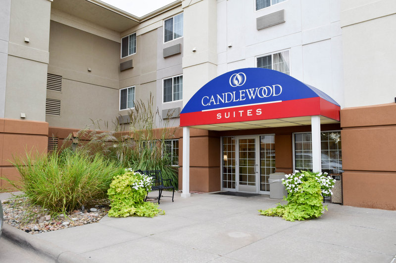 Candlewood Suites Wichita-Airport-Welcome to Candlewood Suites-Wichita Airport!<br/>Image from Leonardo
