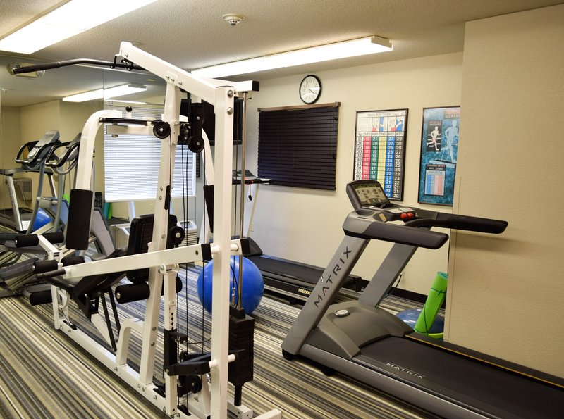 Candlewood Suites Wichita-Airport-Great equipment to work out with 24/7 at your leisure!<br/>Image from Leonardo
