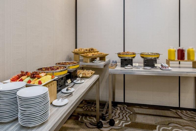 Crowne Plaza White Plains - Downtown-Cont Breakfast Meeting<br/>Image from Leonardo
