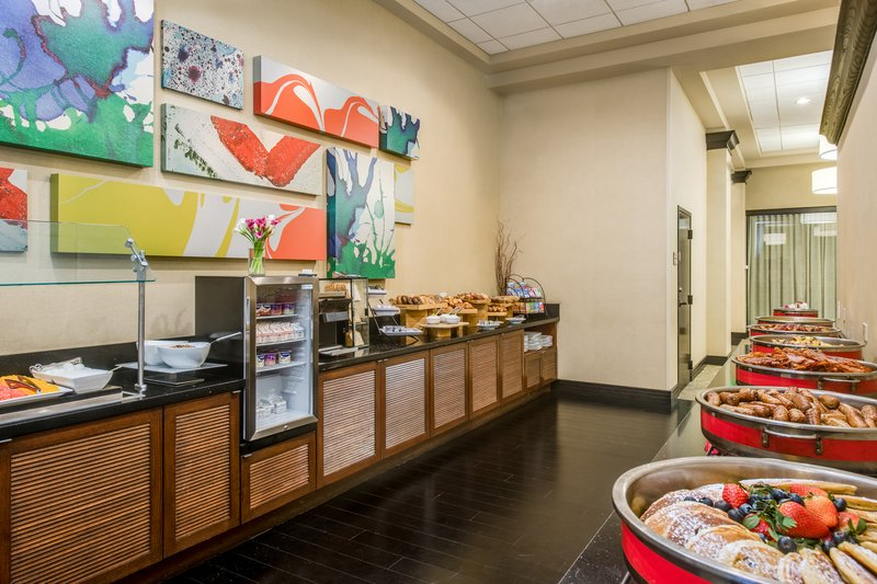 Crowne Plaza White Plains - Downtown-Whisk Breakfast Buffet<br/>Image from Leonardo