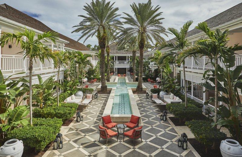 Ocean Club, A Four Seasons Resort, Bahamas-Hartford Courtyard<br/>Image from Leonardo