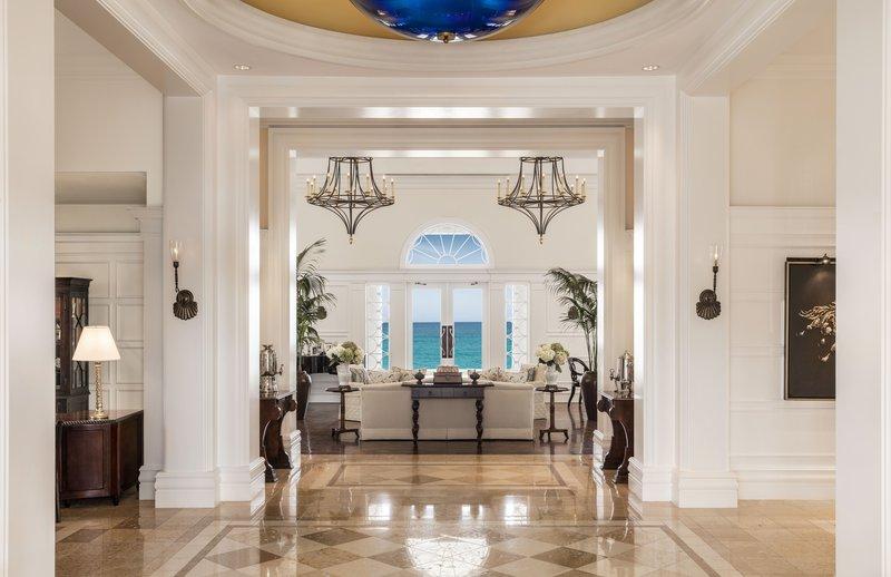 Ocean Club, A Four Seasons Resort, Bahamas-Lobby<br/>Image from Leonardo