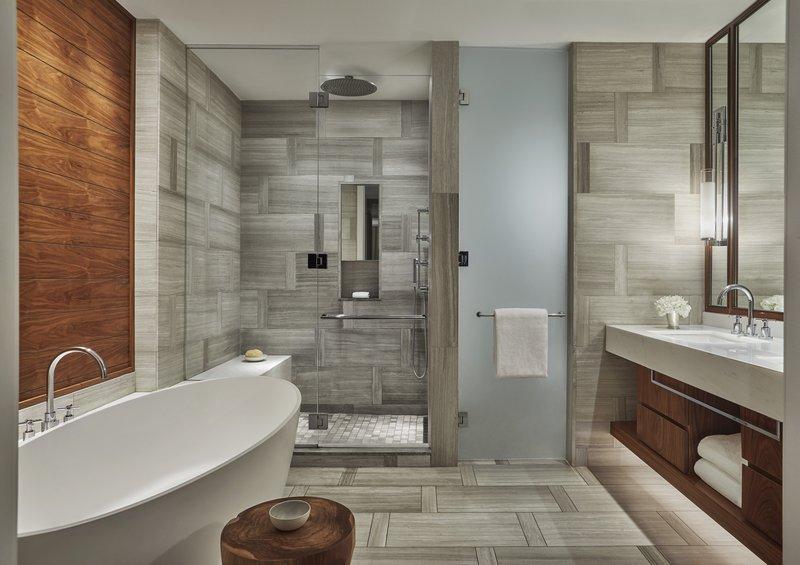 Ocean Club, A Four Seasons Resort, Bahamas-Hartford Wing Bathroom<br/>Image from Leonardo