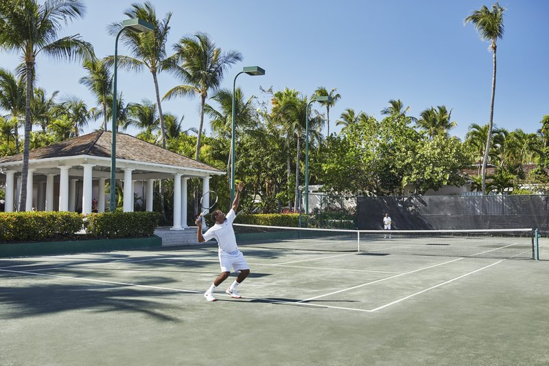 Ocean Club, A Four Seasons Resort, Bahamas-Fitness - Tennis<br/>Image from Leonardo
