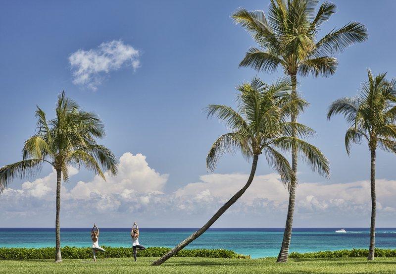 Ocean Club, A Four Seasons Resort, Bahamas-Yoga<br/>Image from Leonardo