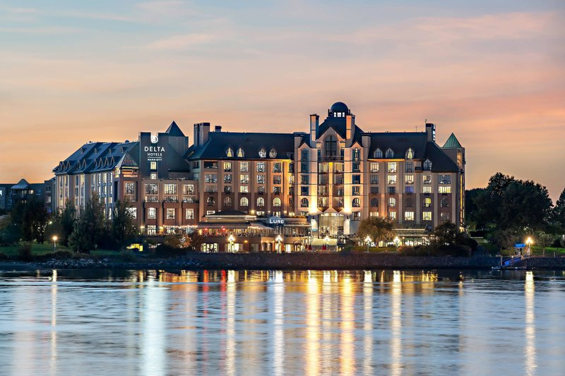 Delta Hotels by Marriott Victoria Ocean Point Resort-Exterior<br/>Image from Leonardo