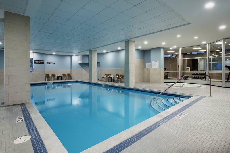 Residence Inn Kingston Water's Edge-Indoor Pool<br/>Image from Leonardo