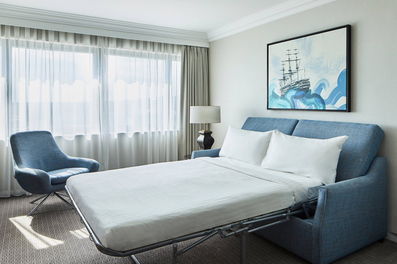 Marriott Portsmouth Hotel-Portchester Suite - Sofa Bed<br/>Image from Leonardo