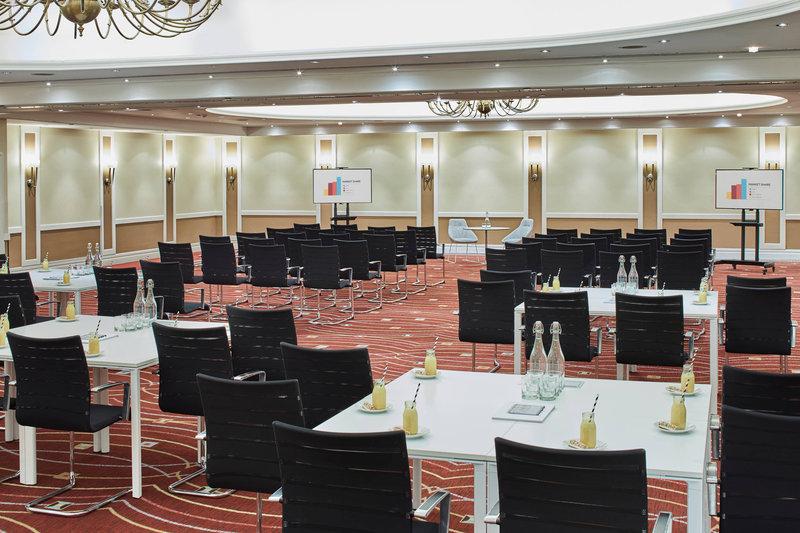 Marriott Portsmouth Hotel-Mary Rose 1 - Schoolroom Setup<br/>Image from Leonardo