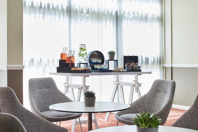 Marriott Portsmouth Hotel-Havant - Breakout Space<br/>Image from Leonardo