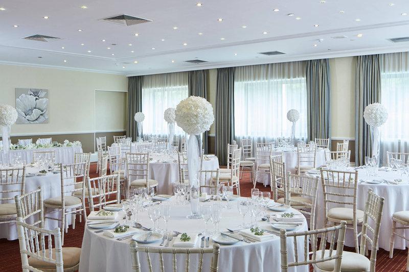 Marriott Portsmouth Hotel-Heritage Suite - Banquet Setup<br/>Image from Leonardo