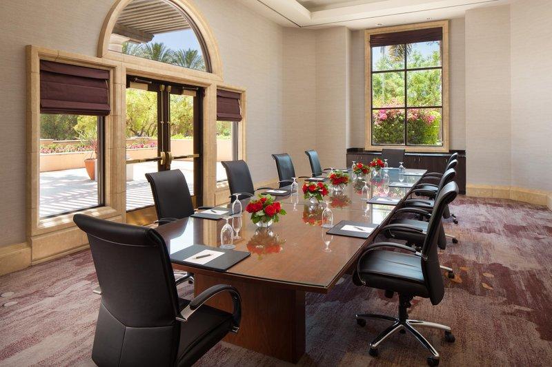 Westin Mission Hills Golf Resort-Moroccan Boardroom<br/>Image from Leonardo