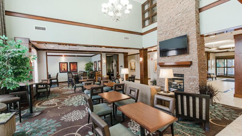 Staybridge Suites Wilmington-Guest Dining Lounge<br/>Image from Leonardo