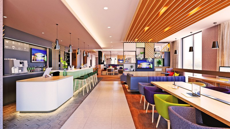 Holiday Inn Eindhoven Airport-Bar & Restaurant view<br/>Image from Leonardo