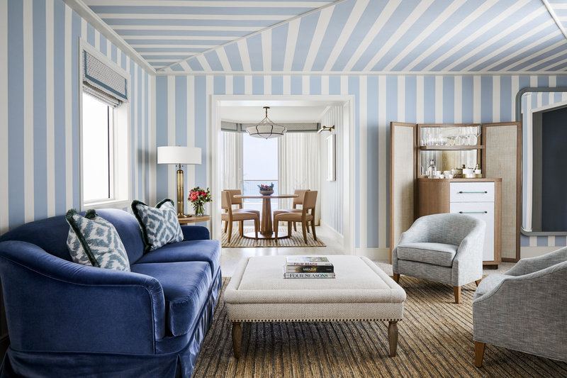 Four Seasons Resort Palm Beach-Ocean Terrace Suite<br/>Image from Leonardo