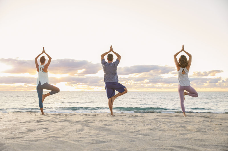 Four Seasons Resort Palm Beach-PBFBeach Yoga FR<br/>Image from Leonardo