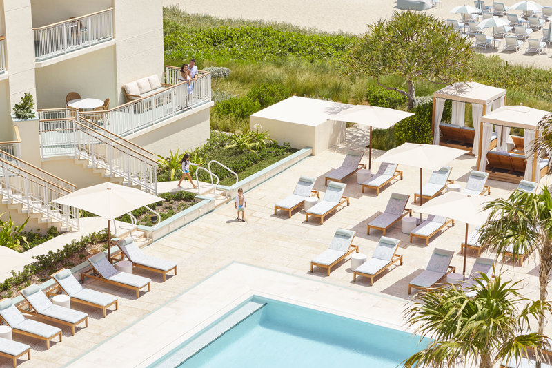 Four Seasons Resort Palm Beach-Cabana Terrace Room<br/>Image from Leonardo