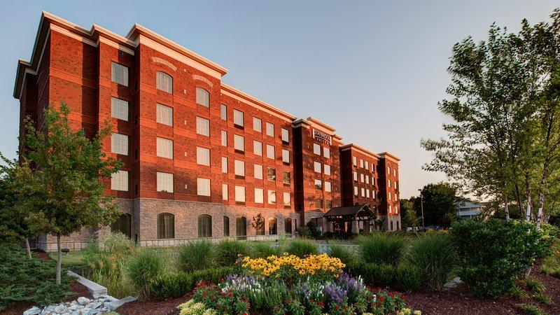 Staybridge Suites Wilmington-Hotel Exterior<br/>Image from Leonardo