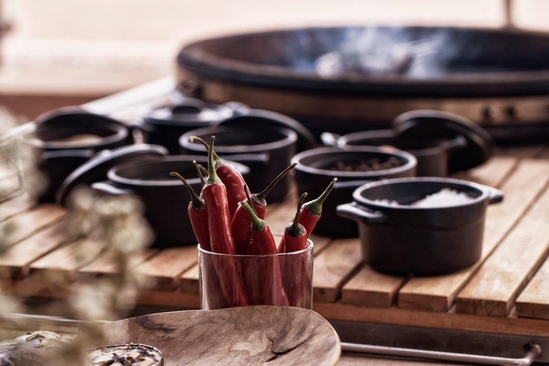 Blue Palace; a Luxury Collection Hotel-Olea - BBQ Dishes<br/>Image from Leonardo