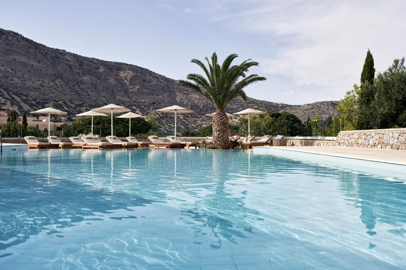 Blue Palace; a Luxury Collection Hotel-Outdoor Pool<br/>Image from Leonardo