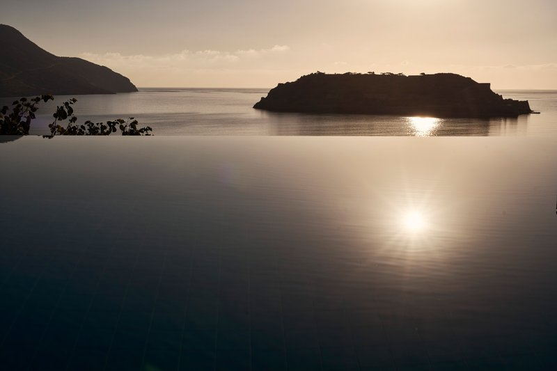 Blue Palace; a Luxury Collection Hotel-View To Spinalonga<br/>Image from Leonardo