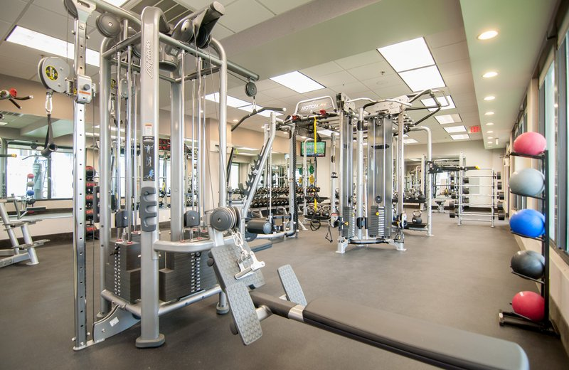 Crowne Plaza Executive Center Baton Rouge-Enjoy your state-of-the-art workout!<br/>Image from Leonardo