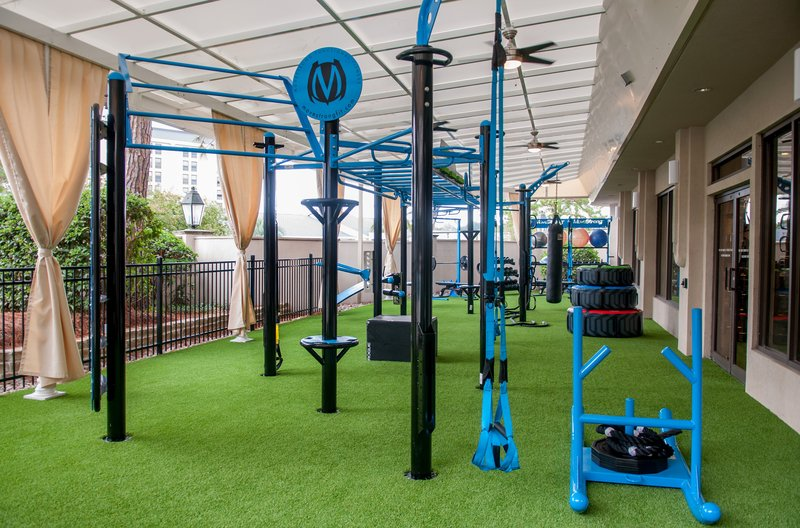 Crowne Plaza Executive Center Baton Rouge-A workout for everyone!<br/>Image from Leonardo