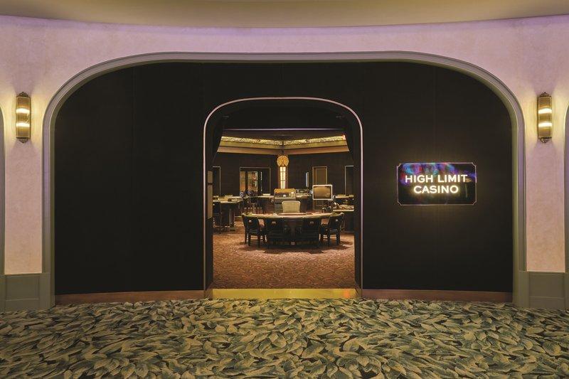 Park MGM Las Vegas - Casino High Limit <br/>Image from Leonardo